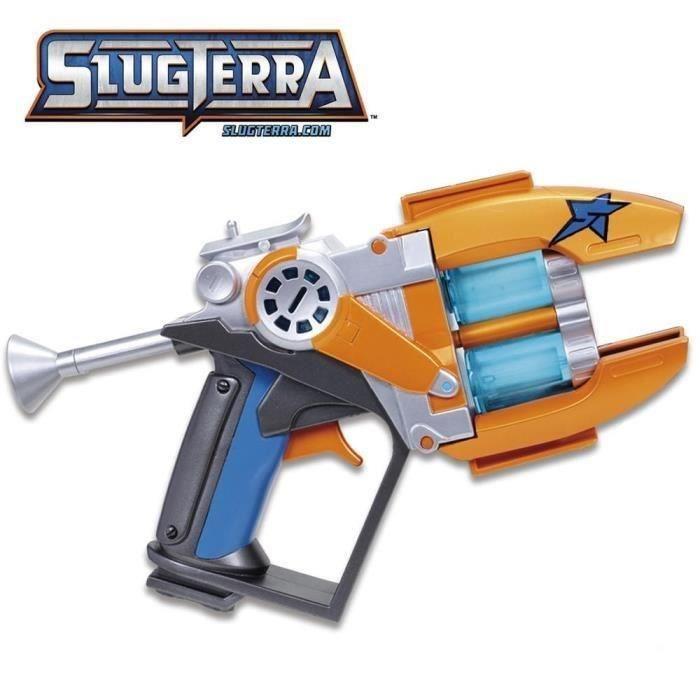 pistolet slugterra double canon