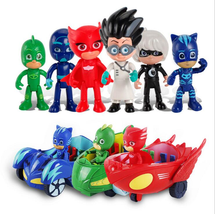 pj mask jouet