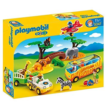 playmobil 123 animaux