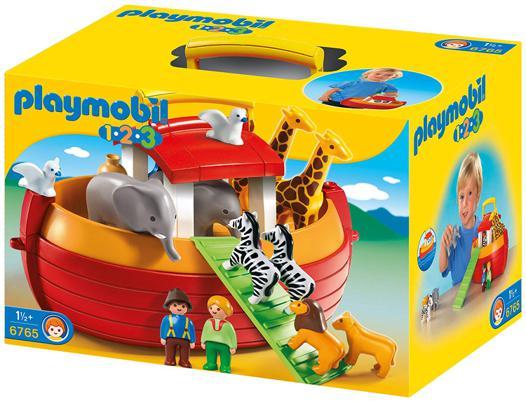 playmobil 123 arche