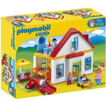 playmobil 123 grande maison