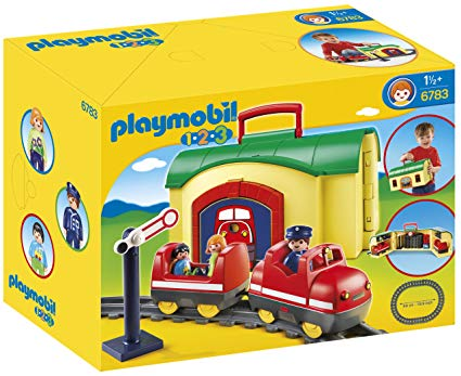 playmobil 123 train