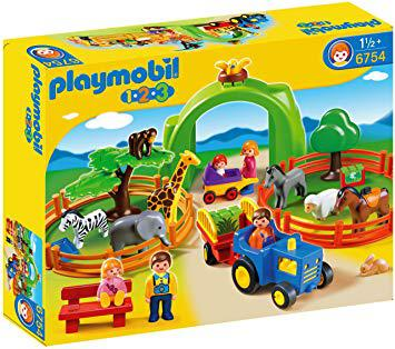 playmobil 123 zoo