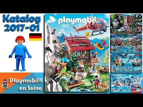playmobil 2018 catalogue