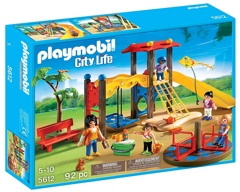 playmobil 5 ans