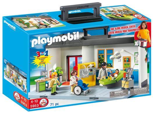 playmobil age range