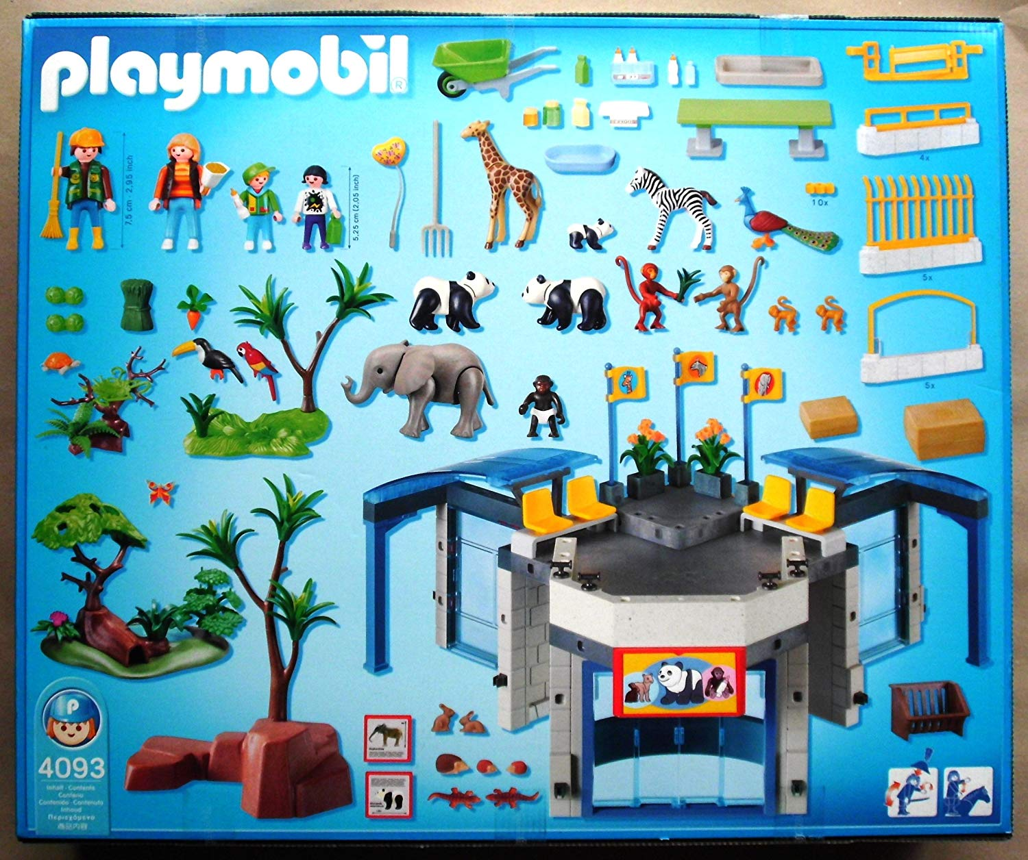 playmobil animal sets