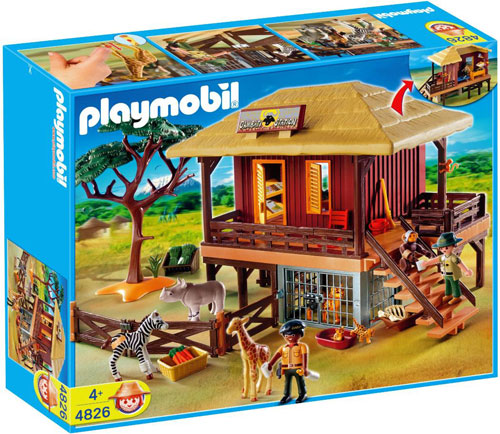 playmobil animaux sauvages