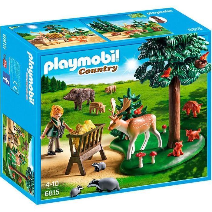 playmobil animaux