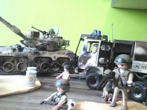 playmobil armée