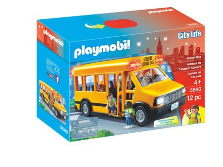 playmobil autobus scolaire