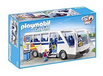 playmobil car scolaire