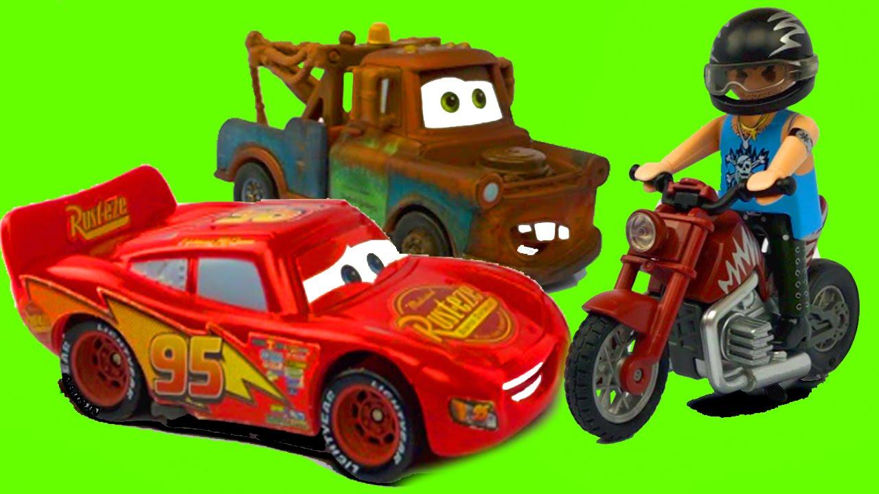playmobil cars disney