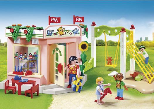 playmobil centre de loisirs