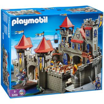 playmobil chateau fort