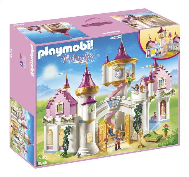 playmobil chateau princesse