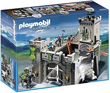 playmobil chateau
