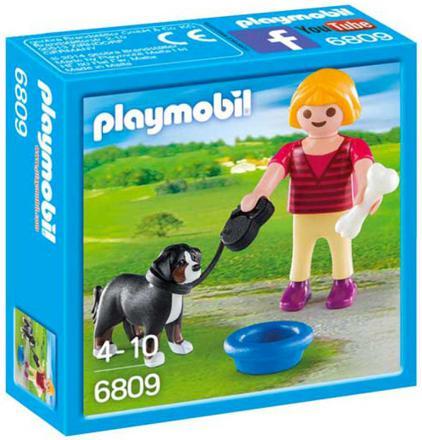 playmobil chien