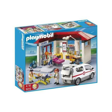 playmobil clinique