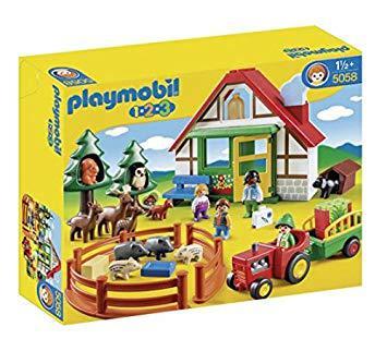 playmobil coffret