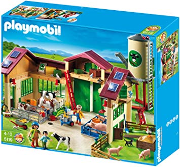 playmobil country 5119