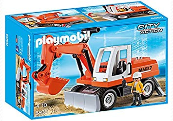 playmobil de chantier