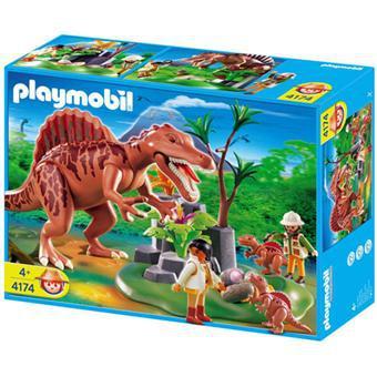 playmobil dinosaure 4174