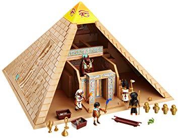 playmobil egypte pyramide