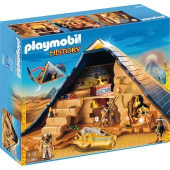 playmobil egypte
