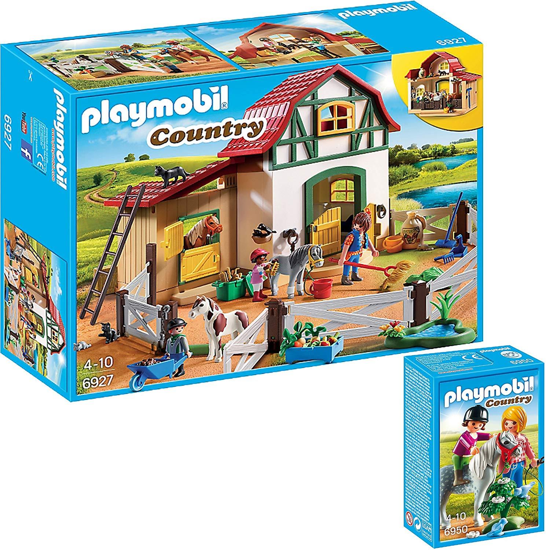 playmobil equestre
