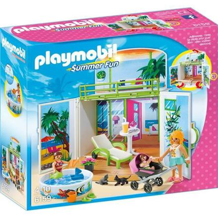 playmobil fille 4 ans