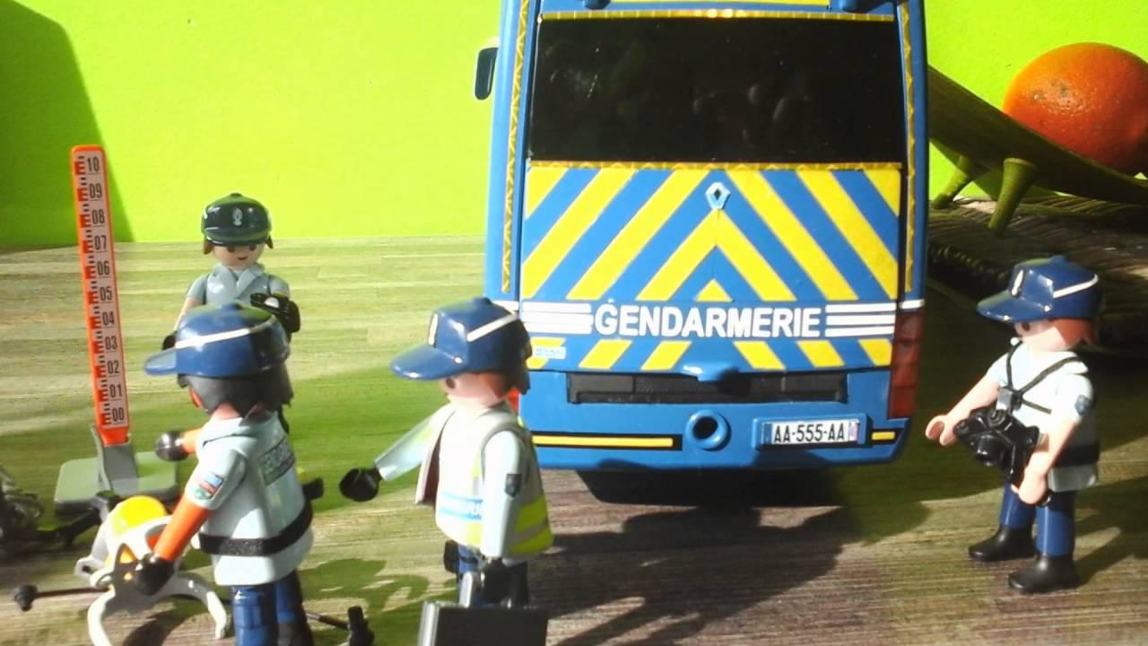 playmobil gendarme