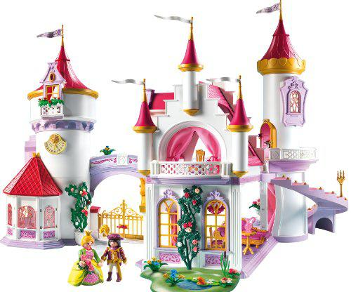 playmobil girl castle