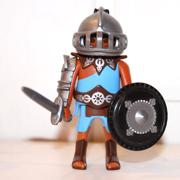 playmobil gladiateur romain