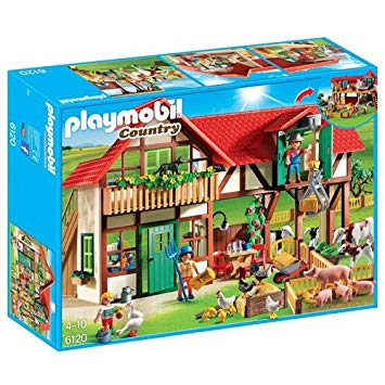 playmobil grande ferme