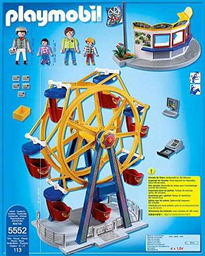 playmobil grande roue