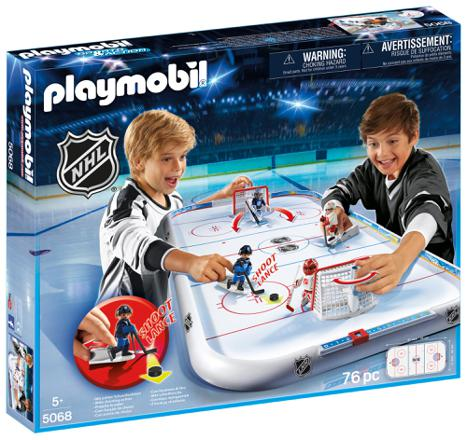 playmobil hockey