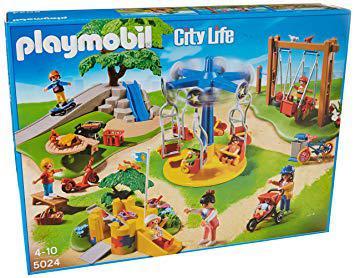 playmobil jardin d enfant