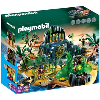 playmobil l ile aux pirates