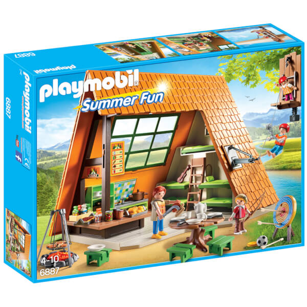 playmobil le camping