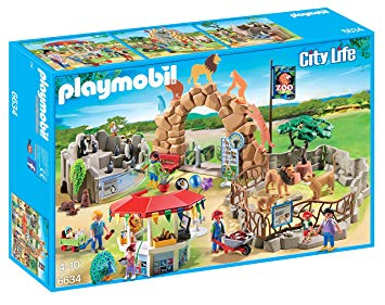 playmobil le grand zoo