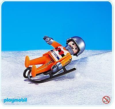playmobil luge