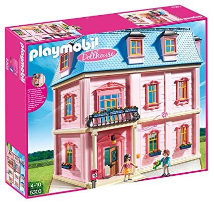 playmobil maison dollhouse