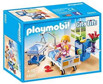 playmobil maternité