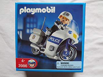 playmobil moto police