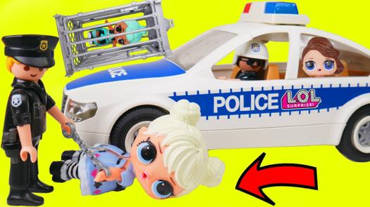 playmobil police video