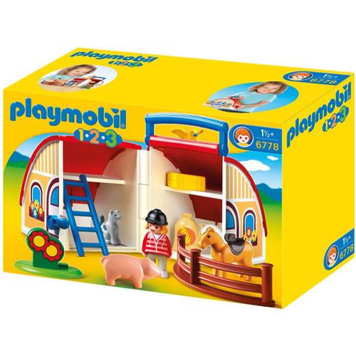 playmobil pour 2 ans
