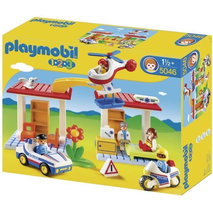 playmobil premier âge