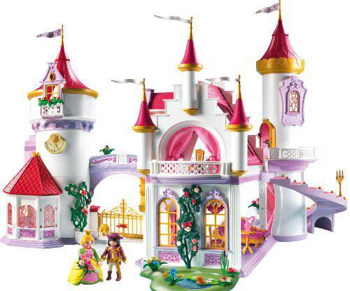 playmobil princesse chateau
