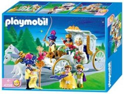 playmobil princesse maries carrosse